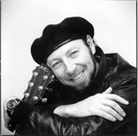 Richard Thompson portrait.