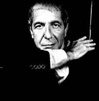 Leonard Cohen – my life in (his) art