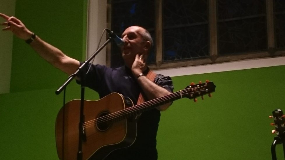 The Undiscovered Self: A Profile of Norman Lamont, Singer-Songwriter