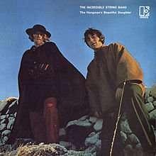 Cover of The Hangman's Beautiful Daughter album