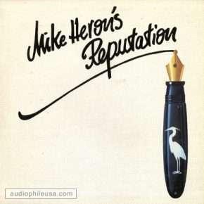 cover of album Mike Heron's Reputation
