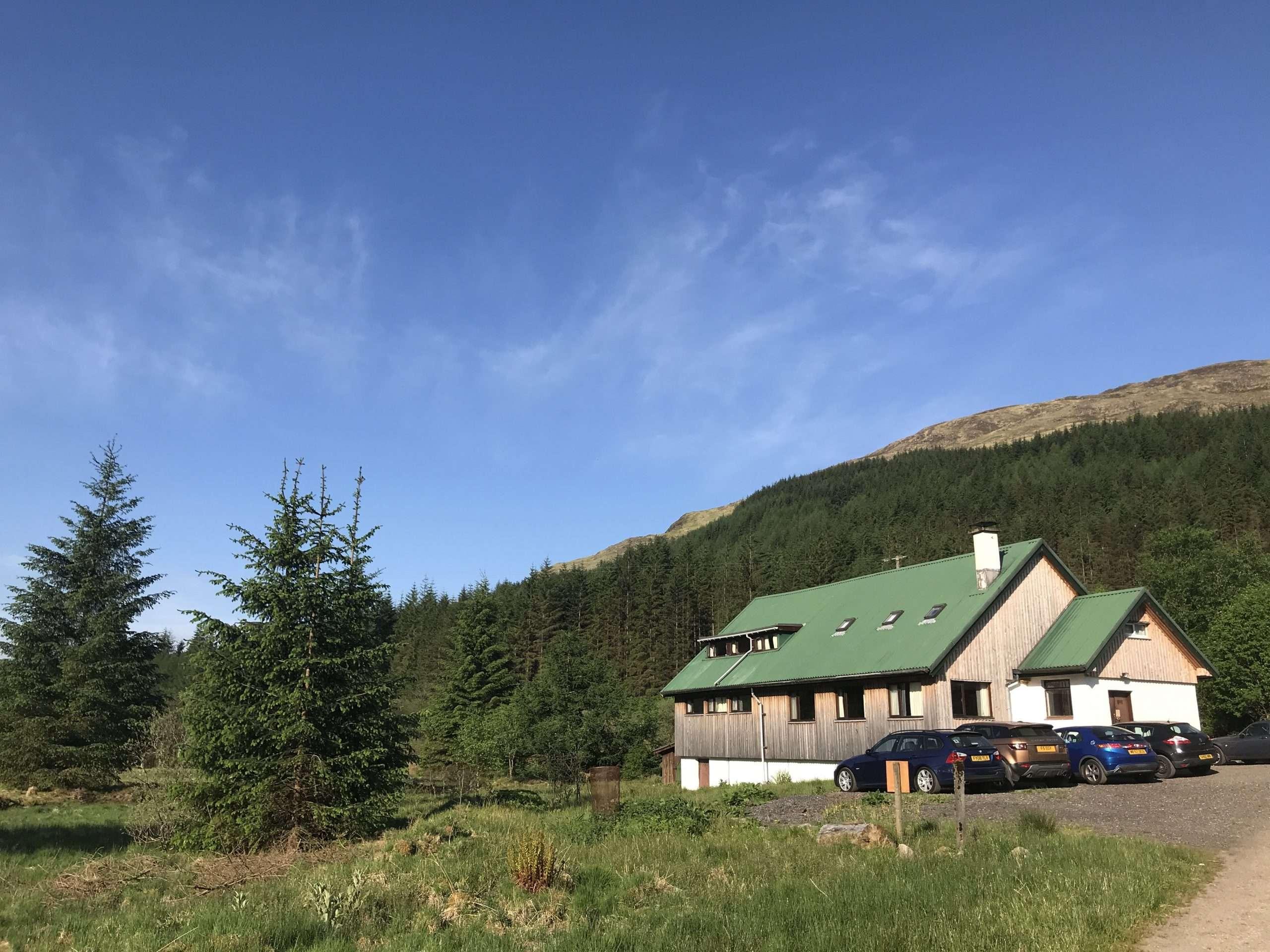 Bridge of Orchy Ski Lodge