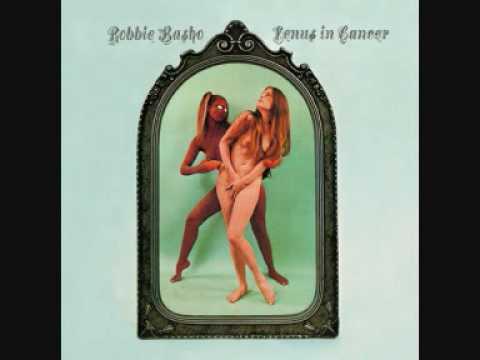 Robbie Basho: Venus in Cancer sleeve