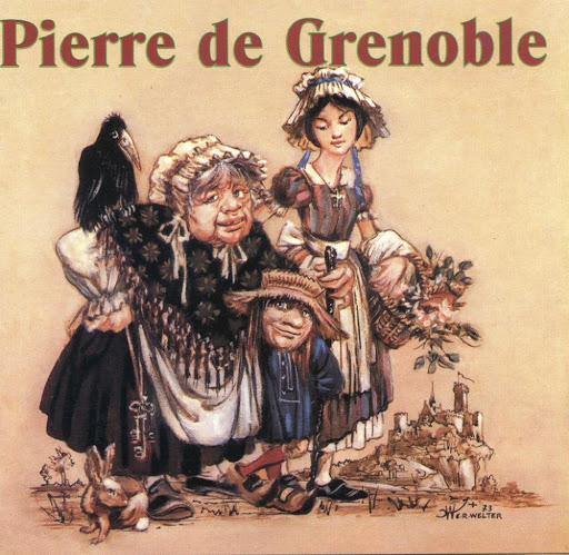 Cover of album Pierre de Grenoble by Gabriel and Marie Yacoub